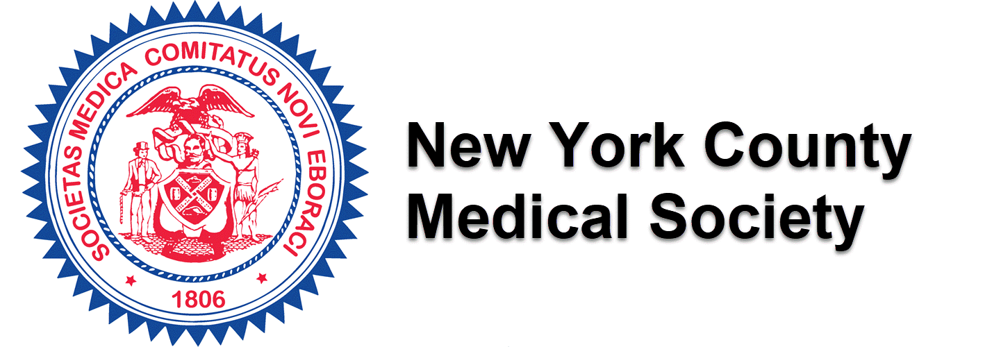 New York County Medical Society Logo